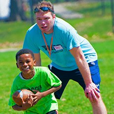 Baltimore Rec & Parks and Volo City Monday Flag Football